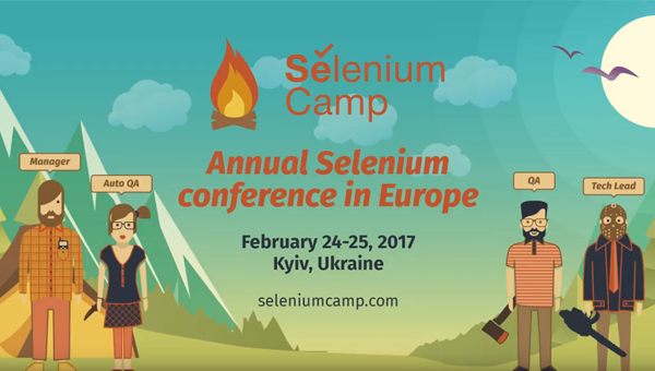 Selenium Camp 2017 – (Invited Speaker)
