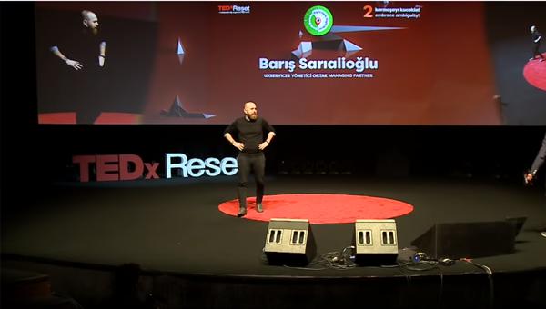 TEDx Reset 2017 – (Keynote Speaker)